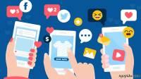 media sosial yang sering digunakan 2020