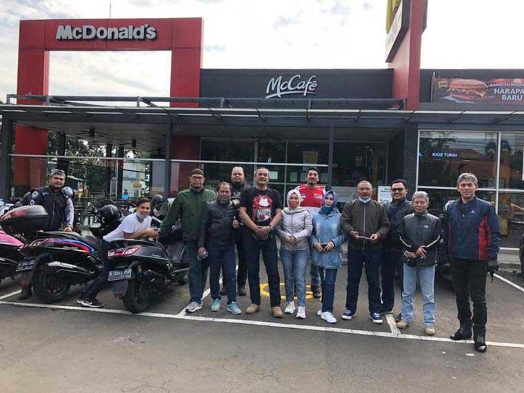 komunitas kymco maxi scooter indonesia