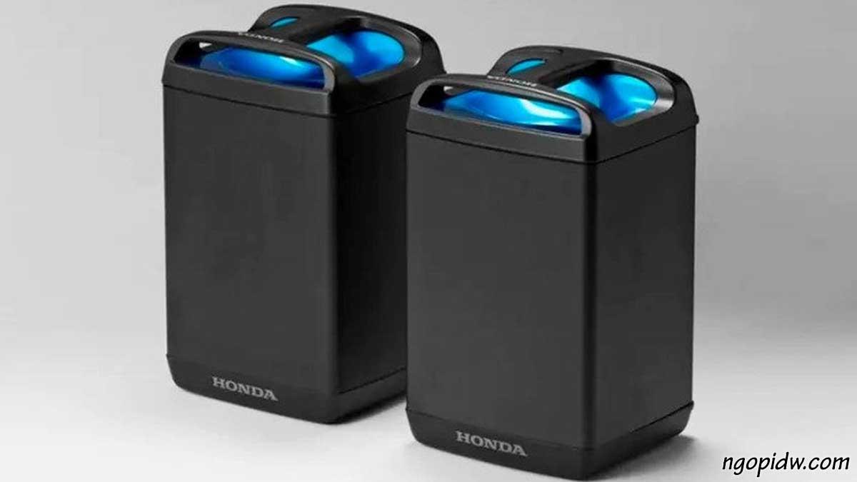 baterai motor listrik honda